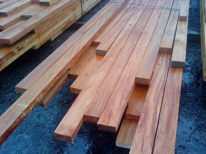 Totara Clean Heart 100*50 Green sawn.
