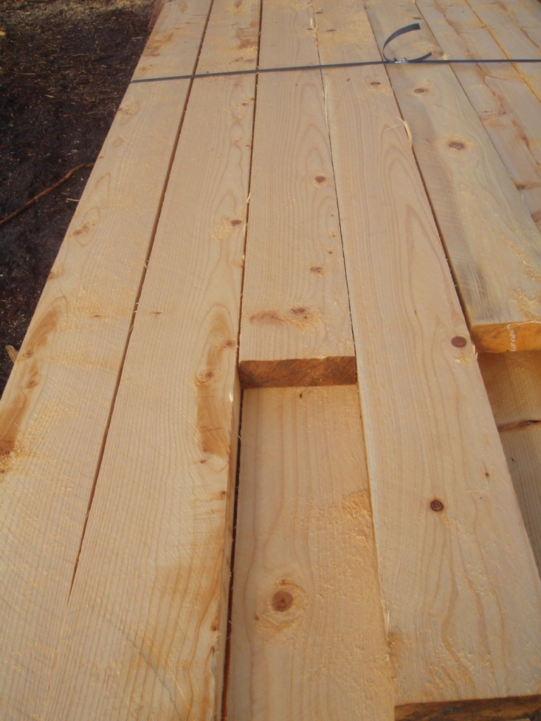 Preservative Free Decking…All Heart Lawson Cypress 100*40
